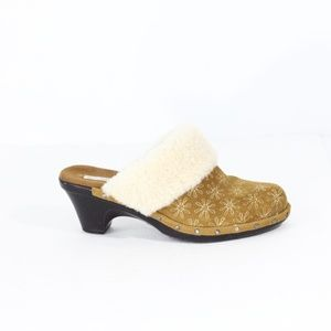 Isaac Mizrahi Shoes Women Clogs sz 8 Slip on Mule